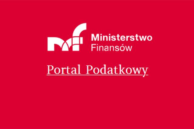 Ministerstwo Finansów - portal podatkowy zdjęcie